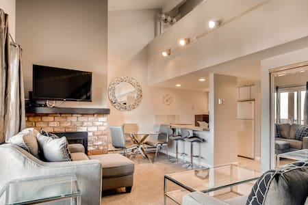 Studio Loft Ski in Ski Out Peak 9 - Breckenridge - Appartement