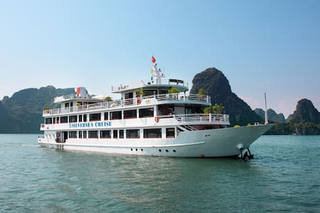 2D1N on Silver Sea Cruise 4* - tp. Hạ Long - Boot