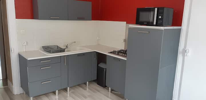 BOURGES centre Appartement cosy avec terrasse