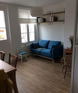 Beau 2 pièces avec grande terrasse - 特鲁维尔 (Trouville-sur-Mer) - 公寓
