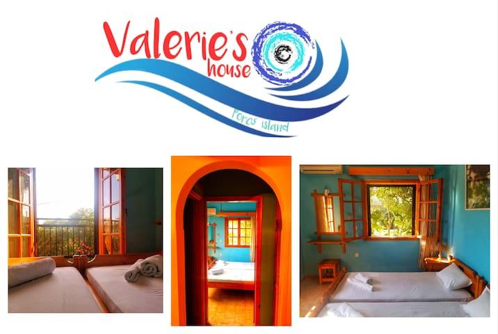 Valerie's House Poros Room 7 100m from the beach