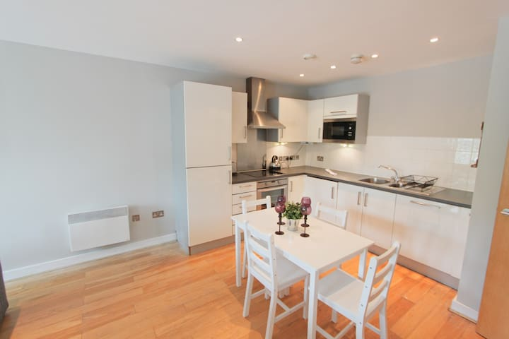 City Centre One Bedroom Apartment- Hopewell