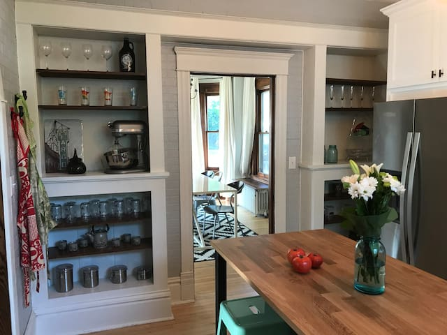 Architectural Digest's #1 Prettiest Airbnb in ND!