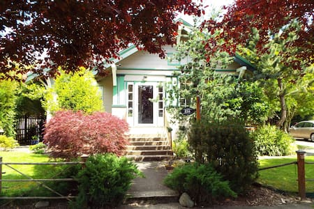 Charming Craftsman Style Apartment - McMinnville