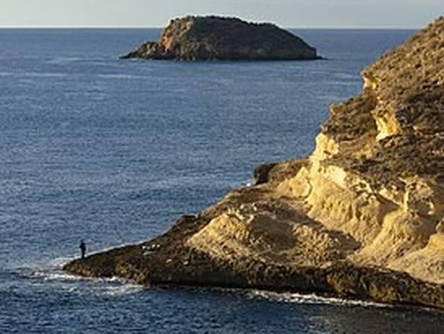 Casa Mar, apart entero junto al mar