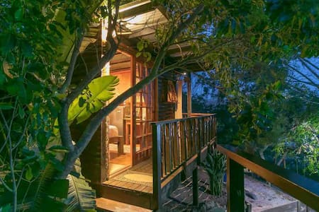 Knysna Lodge Glamping Self Catering Cabin 3