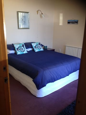 Rawhiti - Comfy, Clean and Quiet - $90  Room 3