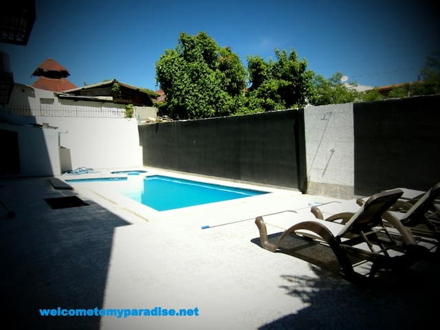 Brand New! By the beach and a peaceful getaway - Puerto Plata - Apartamento