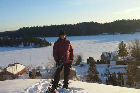4 pièces et demi au bord de l'eau - Saguenay