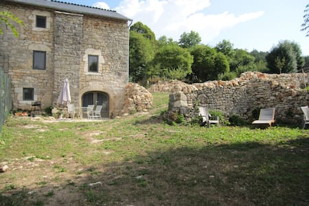 Maison Caussenarde 4* entre Aveyron et Lozere - La Tieule - Дом