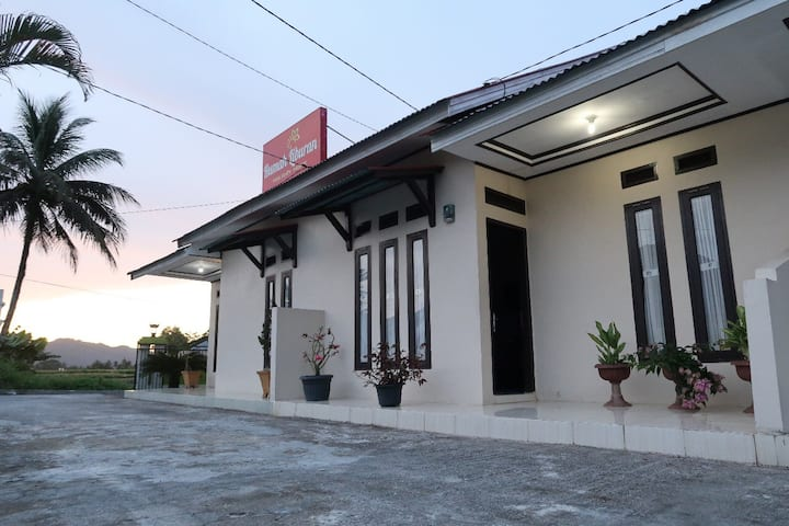 Rumah liburan 2 Padang Panjang