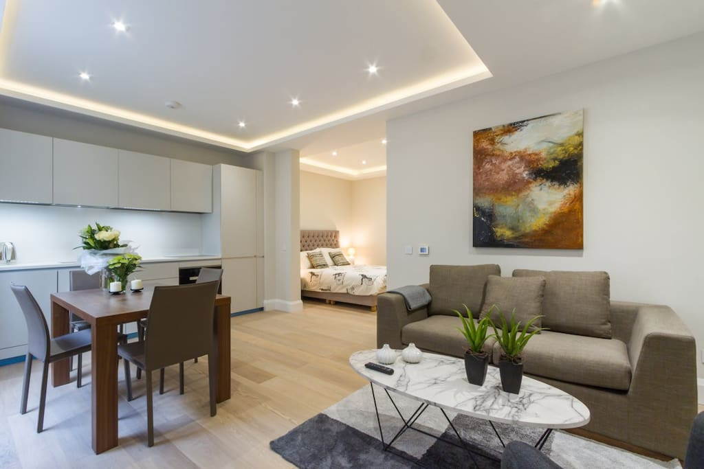 Luxury apartment in Notting Hill - Apartments for Rent in ...