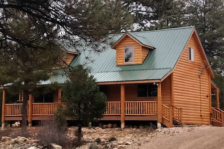Log Cabin Zion Retreat
