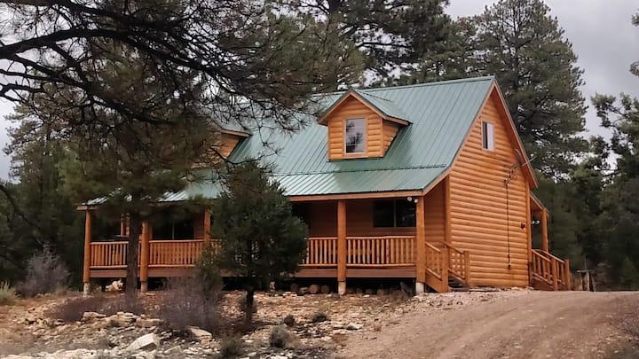 Log Cabin Zion Retreat