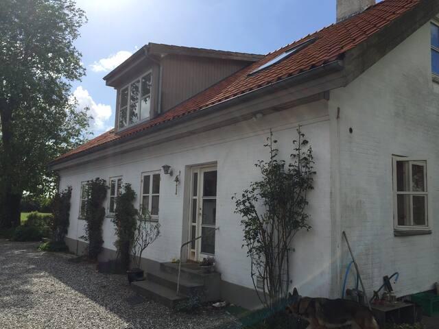 Landidyl tæt på Aarhus