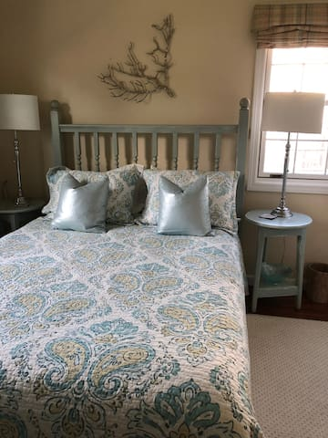 Welcome to Nantucket  (rooms in a house)