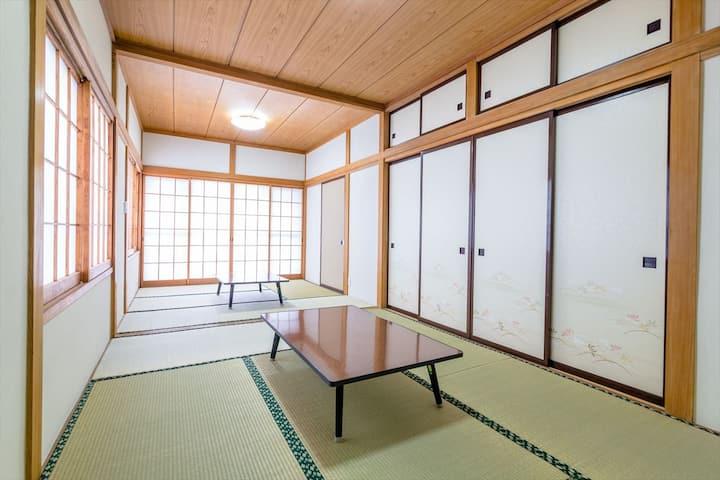 Motoyama-Tei in Kawaguchiko / 1 or 2 rooms