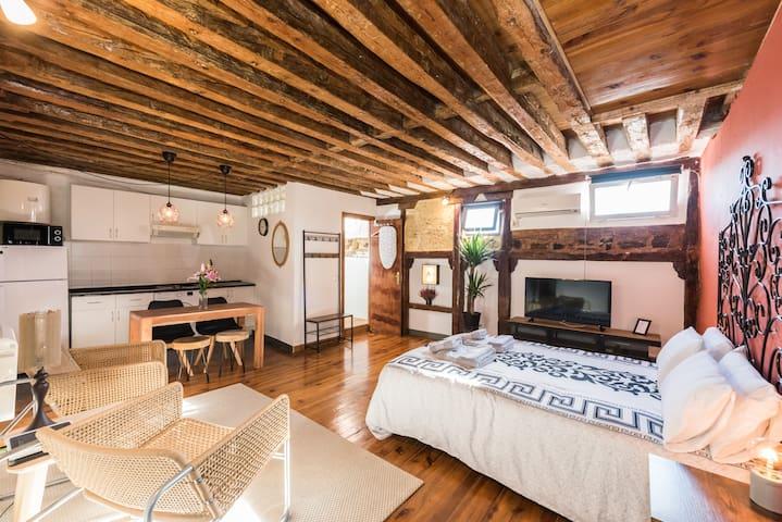 Apartamento Centro Gran Vía - Chueca Atico - Loft