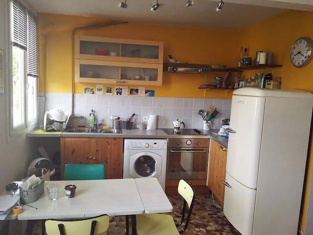Comfy & shiny flat in Paris - París - Departamento