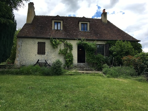 Charming house for 4 near Bellème in the Perche