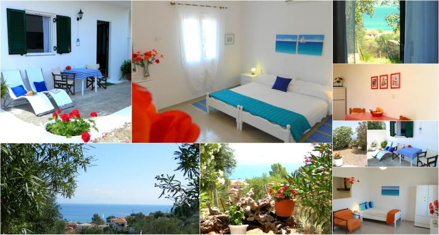 Theodora Garden Apartment - Gaios - Gaios - Apartment