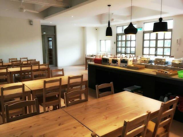 綠島統祥飯店 溫馨雙人房-Double room
