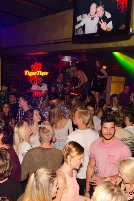 Tiger Tiger Night Club