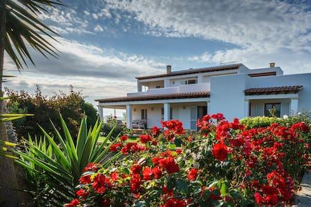 Villa Marilina in San Rafael with pool and BBQ
