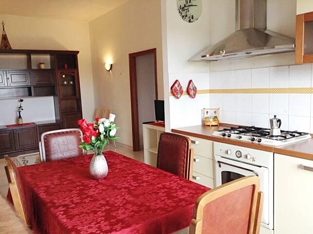 Terme Montepulciano House - Sant'Albino - Appartement