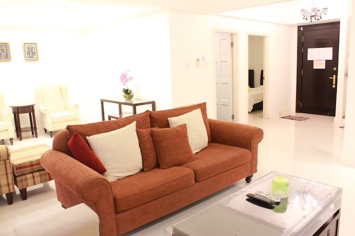 5-Bedroom Duplex Apt @ Marina Court5卧室顶楼复式公寓 - Kota Kinabalu - Apartment