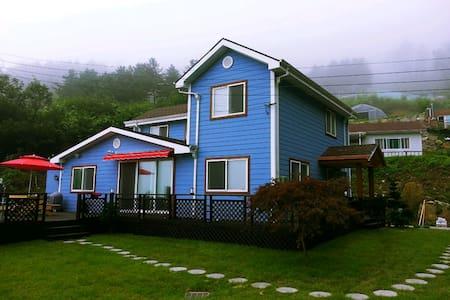 산위의 힐링하는집 - Gangsang-myeon, Yangpyeong - วิลล่า