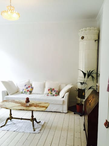 Beautiful apt at Sofo, Sodermalm - Stockholm - Appartement