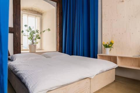 HER(R)BERGSKIRCHE - Übernachten im Turmzimmer
