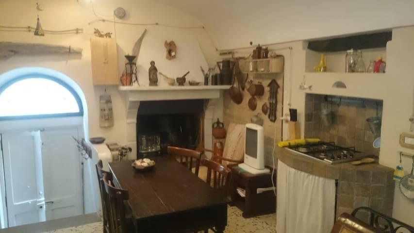 Casa cielo terra tra mare e montagna - Monteodorisio - Casa