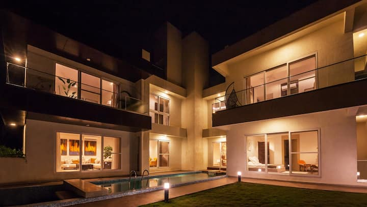 Azul Villa - 4BHK - DISINFECTED BEFORE EVERY STAY