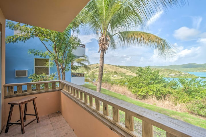 NEW! Island Apt w/ Panoramic Ensenada Honda View!