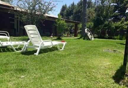 Casa de campo zona de eclipse (Vallenar, Atacama).