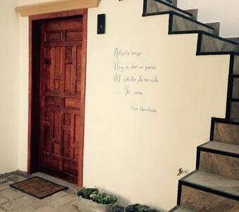 Cómodo y céntrico departamento A - San Luis Potosí - Apartment