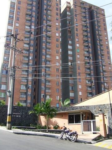 Gran Apartamento con vista a la ciudad de Medellin