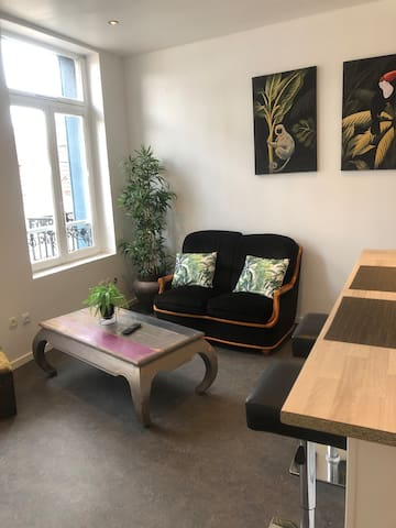 T2 meublé Dunkerque proximité plage