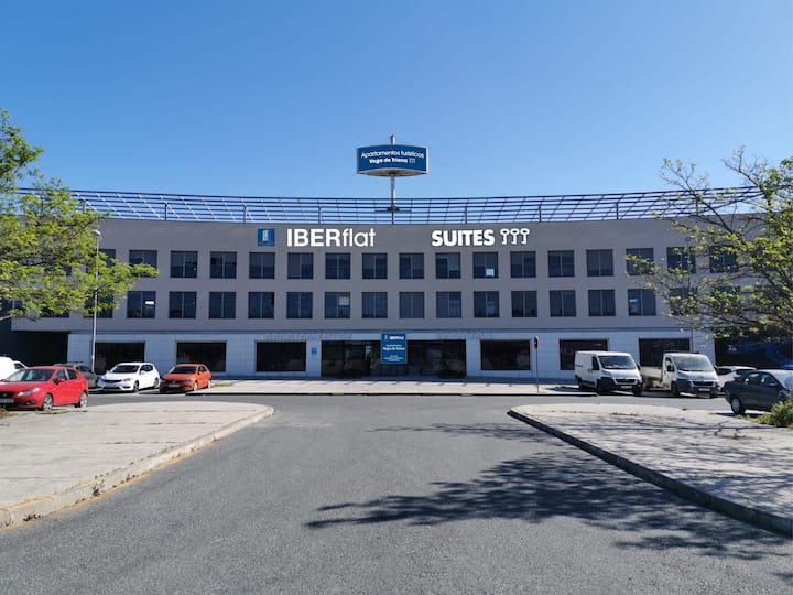 IBERflat Vega de Triana - Apartamentos