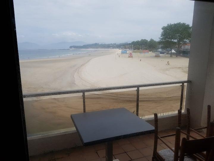 apartamento vacacional pie de playa