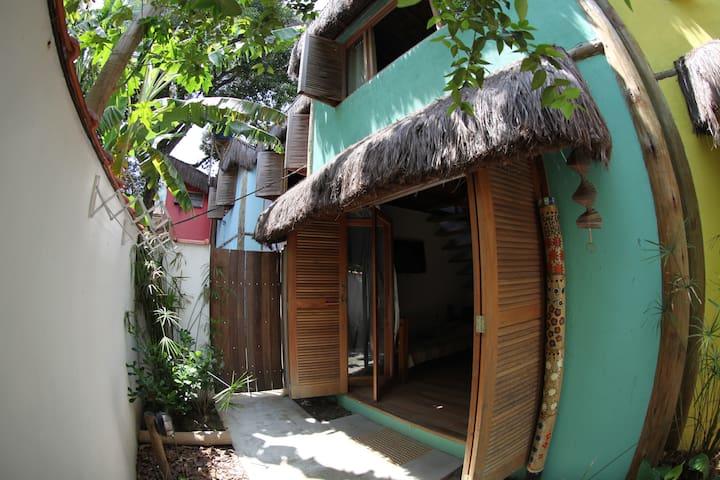 Elite Cabanas, estilo rústico com muito conforto!1