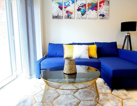 New Stylish Apartment in farnham common