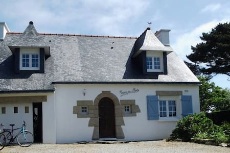 HOUSE SMALL SEA VIEW - Moëlan-sur-Mer - House