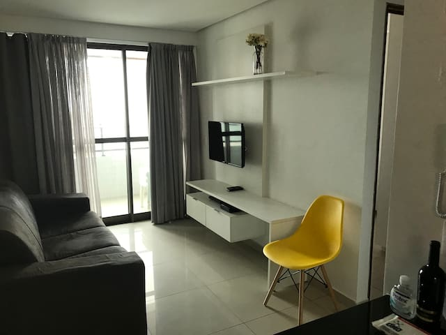 Apartamento Dimensional Home Service - Manaíra