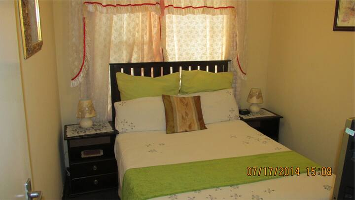 "At Amigos B&B  ""Your Comfort Is Our Priority"""