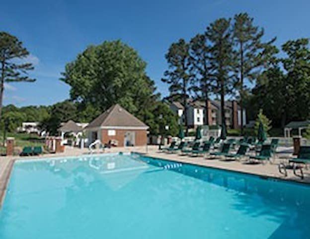 Wyndham Patriots Place- 1 bdrm - Williamsburg - Lägenhet