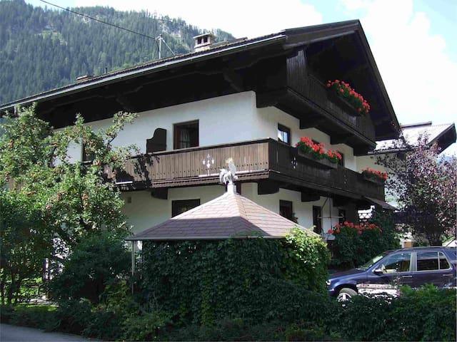 Wohnen beim Künstler - Mayrhofen - Apartment