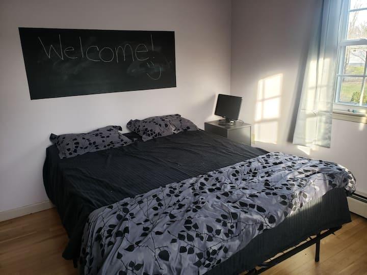 Just a Regular Ol' Room